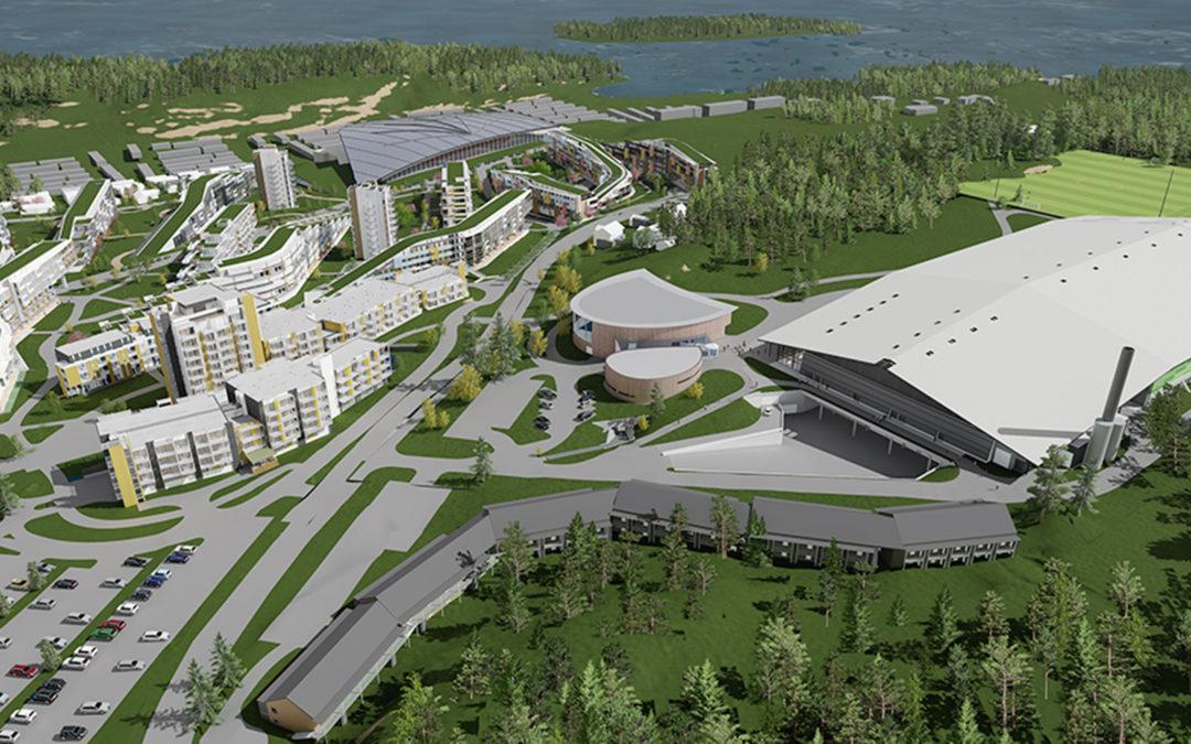 Oslofjord Convention Center – Stokke (Norge)